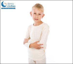 Koszula ochronna antybakteryjna antyalergiczna Maty^Care długi rękaw
