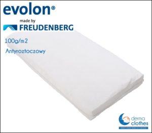 Antyroztoczowe pokrowce barierowe na materace z Evolon®