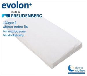 Antyroztoczowe ANTYBAKTERYJNE pokrowce barierowe na materace z Evolon®