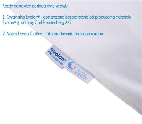 pokrowiec-z-evolon-barierowy-antyroztoczowy-antyalergiczny-ochrona-przed-roztoczami-130g-130g/m2-włókna-srebra-sova-alergika-roztocze-kurzu-domowego-ochrona-przed-drapaniem-niekontrolowanym-kalesony-ochronne-bielizna-dla-alergików-atopików-atopowe-zapalenie-skóry-kalesony-ochronna-ochronna-bielizna-piżama-poszwa-azs-ochronna-alergia-azs-srebro-jony-srebra-naturalny-bawełna-jedwab-evolon-antybakteryjny-derma-clothes-bieliznadlaalergikow