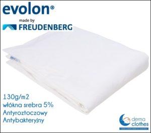 Antyroztoczowe ANTYBAKTERYJNE pokrowce barierowe na kołdry i poduszki z Evolon®